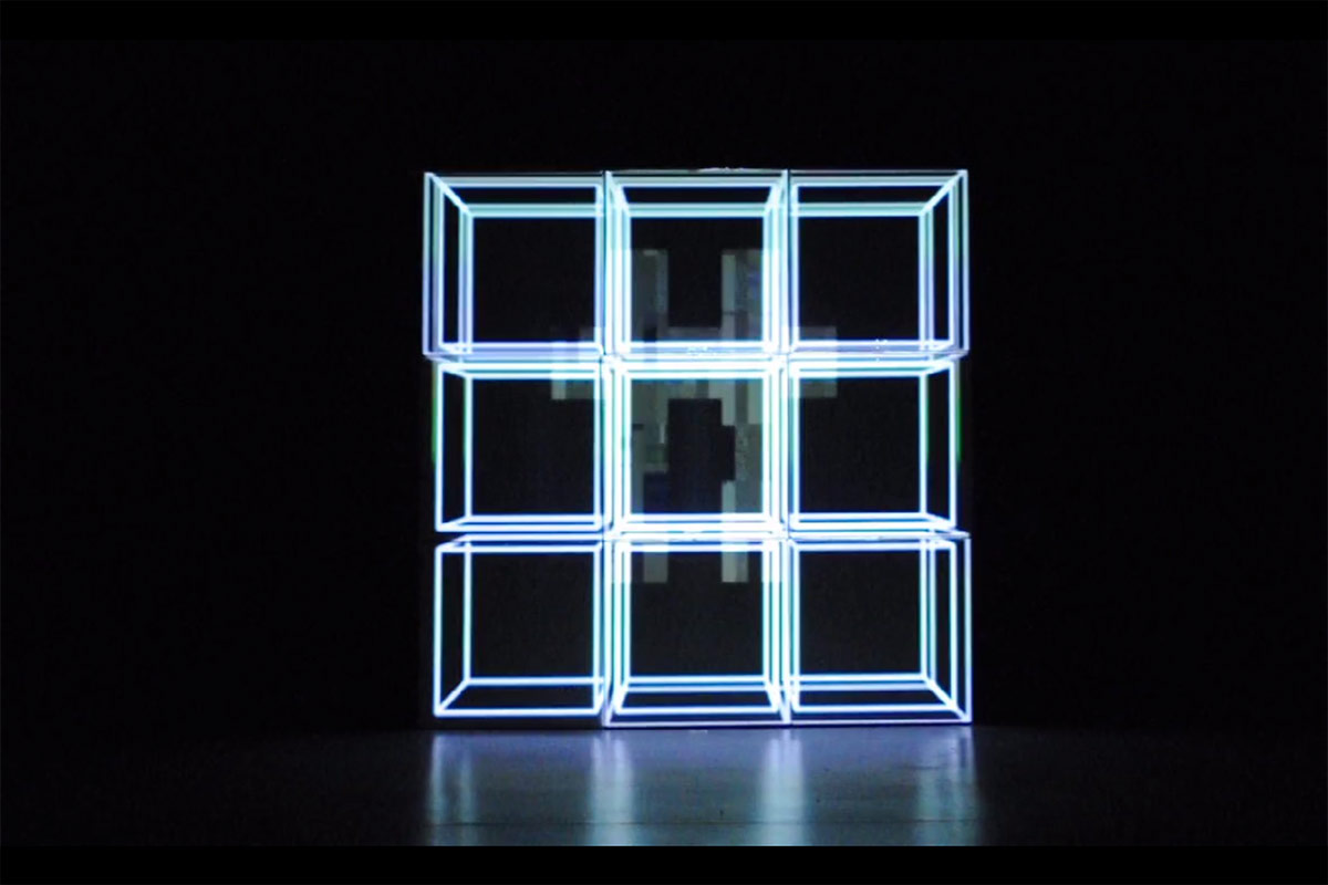 Mapping Cube Project